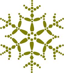 snowflake grren