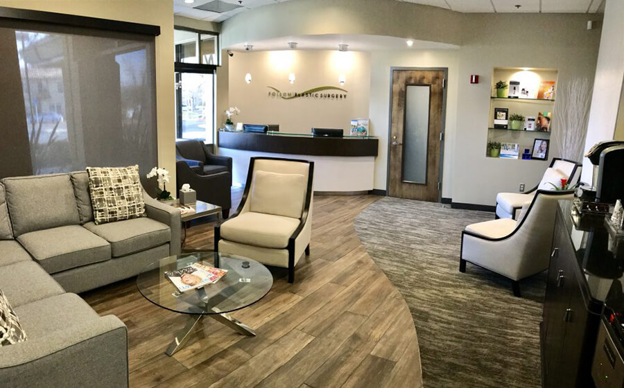 Folsom Plastic Surgery - Waiting Room