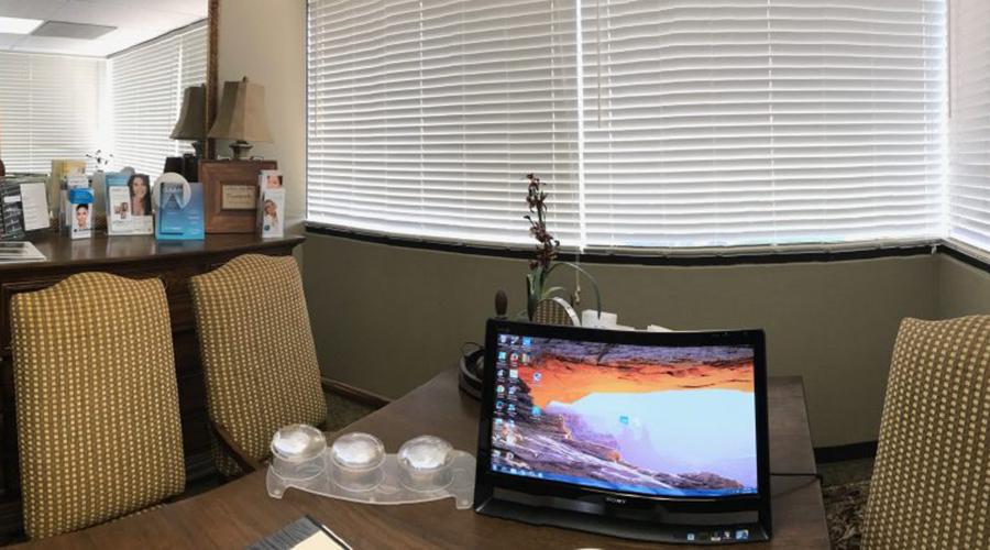Stockton Plastic Surgery Consultation Room